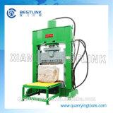 Rostro Natural Ledgestone dividiendo la máquina para el Muro de contención