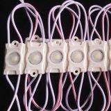 Módulo ahorro de energía al aire libre de la luz 0.3W 160degree SMD2835 LED para el contraluz que hace publicidad de las muestras/Lightbox/cartas de canal