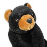 선전용 선물은 견면 벨벳 장난감 곰을 채웠다