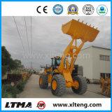 最もよい価格の中国の構築機械頑丈な車輪のローダー7ton