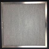 Фильтр вытыхания кухни фильтра для консистентной смазки сота нержавеющей стали коммерчески