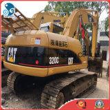 Le Japon a fait 320C Caterpillar Piston-Pump avec de l'excavateur hydraulique pour la vente