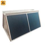 Gute Leistungs-Kupfer-Flosse-abkühlender Kondensator (FP-600) für Kühlraum