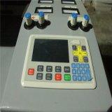 El múltiplo dirige la máquina de grabado del laser hacia el paño (JM-1280-4T)