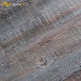Texture de bois en vinyle PVC recyclé des revêtements de sol