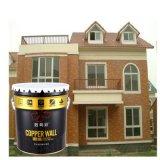 Hot Vente immeuble mur extérieur Nano acrylique Peinture murale