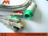 Kontron One-Piece Cable de ECG con derivaciones