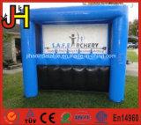 Sport-Spiel-aufblasbares Bogenschießen Hoverball Ziel für Spaß