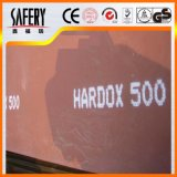 耐久力のある耐摩耗加工された鋼板Nm500