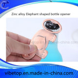 Creative Wholesale Elephant Shaped Metal Beer Opener off Factory Price
