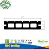 Anti- UV et imperméable en plastique en bois Composite Decking WPC Flooring