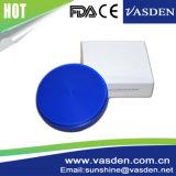 CAD CAM Dental de cera de la molienda de puck/disco para la fundición
