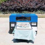 Принтер тенниски DTG печатной машины знамени ткани цифров размера A3