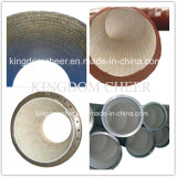 Resistente ao desgaste do tubo de carboneto de crómio/Placa de Desgaste