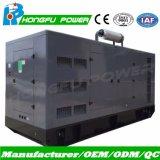 Alimentation électrique de groupe électrogène diesel 6 cylindres avec moteur Cummins
