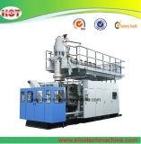 Bottiglie di plastica automatiche dell'HDPE della macchina dello stampaggio mediante soffiatura del barilotto che fanno macchina