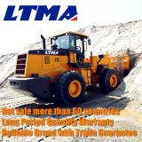 Aufbau-Maschine 5 Tonnen-Rad-Ladevorrichtung Lt955