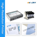 Ink-Jet imprimante haute résolution pour les emballages des médicaments (ECH800)