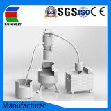 Chargeur vide pour le transport de poudre et de matériaux granulaires