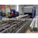 Lingot d'aluminium Fabricant de machine de coulée continue