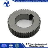 Acciaio inossidabile di figura del dente cilindrico, alluminio, rame, acciaio, attrezzo del materiale del ghisa