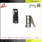 La fundición de aleación de zinc para la caja de cigarrillos electrónicos o Shell