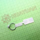 Etiqueta personalizada de la joyería de la frecuencia ultraelevada RFID de ISO18000-6C HY-J7 UCODE 7