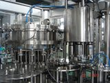 Fabricante de encendido carbónico completo automático de la máquina de rellenar del agua