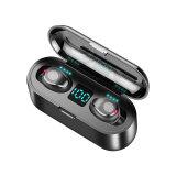 2020 nieuwe Twin Wireless oortelefoon BT 5.0 TWS Mini Bluetooth Oortelefoons hoofdtelefoon Mini Bluetooth-oordopjes met oplaaddoos