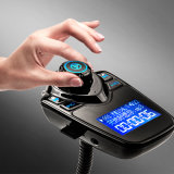 FM T10 Kit para coche Bluetooth manos libres Reproductor de MP3 FM TRANSMISOR T10 Kit para coche Bluetooth Auto
