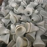 Cubierta de plástico aluminio A60 7W E27 LED Bombilla Global