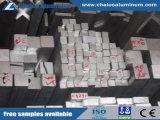 6060/6061/6063 Uitgedreven Staaf van het Aluminium van de Uitdrijving van de Legering van het Aluminium Rechthoekige
