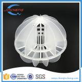 De plastic Polyhedral Holle Verpakking van de Toren van Ballen Willekeurige voor Industrie van de Aardolie