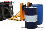 500-2000kg doppelte schwarze Gator Serie des Griff-Gabelstapler-Trommel-Zupacken-Dg2000d