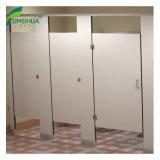 Armoire de toilette HPL partition avec le matériel en acier inoxydable