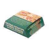 De Verpakkende Doos van de Pizza van de Grootte van de douane