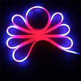 Estándar de alto brillo y el mini cartel de neón Sumergible 120m/LED LED Neon Flex, Luz de Neón LED 8W/M que señal de neón