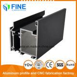 Los perfiles de extrusión de aluminio para ventana en China
