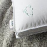 Прямоугольник в форме 100% хлопок материал мягкий 1400g ткань из микроволокна наполнения подушки