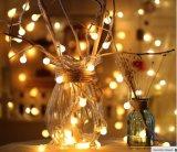크리스마스 나무 결혼식을%s 방수가 새로운 3m 장식적인 빛 LED 공 끈에 의하여 점화한다