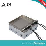 L'aluminium pop up de boîtes de socket de plancher de prise de courant