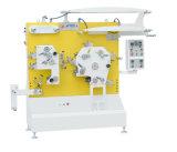 (Jr-1542) de Automatische Machines van de Druk Flexography voor het Etiket van het Lint van het Satijn van de Polyester