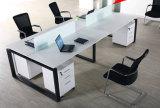 Simplity moderno Panel para 6 personas las particiones de la estación de trabajo de oficina (SZ-WS659)