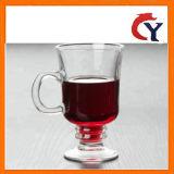 L'originalité Arshen 250ml Forme d'oeufs à double paroi tasse à café en verre résistant aux températures élevées des tasses à thé et les cuvettes de la Verrerie Drinkware