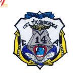 Patch broderie personnalisée d'un insigne de Patch, tissés Étiquette (YB-HR-394)