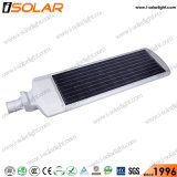 One李イオンBattery Solar Powered Street LightのIsolar 40W Integrated All