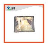 Rectángulo de papel pantalones Hang Tag/Impresión personalizada etiqueta