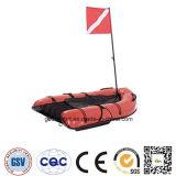 Hookah с правовой подводного плавания с аквалангом без флага подводное плавание на лодке