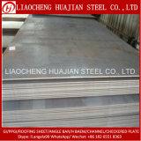 Placa de aço laminada a alta temperatura da qualidade principal usada para o edifício