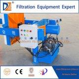 Hydraulische geöffnete Strom-Raum-Filterpresse 630series